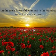 Light up the dawn for Anzac Day